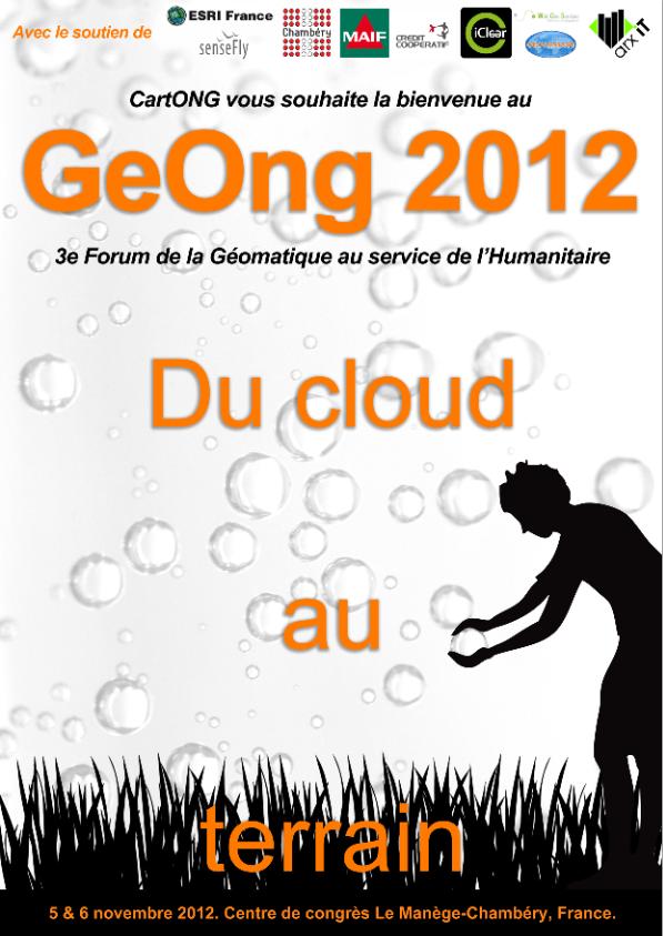 Affiche GeOnG